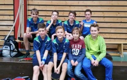 Bericht zur Regionsmeisterschaft der Jugend