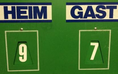 TT: Die Zweite holt wichtige Punkte, die Vierte verliert in Lehndorf