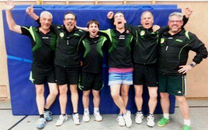 Was für ein Wahnsinn! Die 2. Mannschaft schafft tatsächlich den Aufstieg in die Bezirksliga!