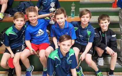 TT-Turnier in Schladen mit unserer Jugend