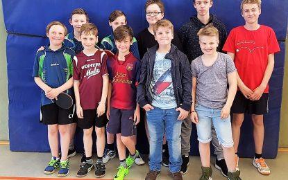 Bericht zu den Regionsranglisten-Turnieren der Jugend