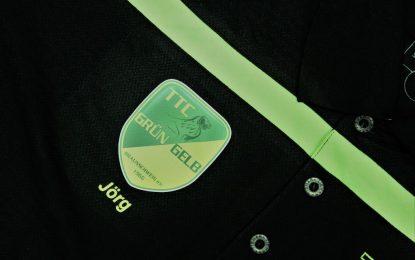 Neue Trikots für die TT-Teams des TTC Grün-Gelb Braunschweig!