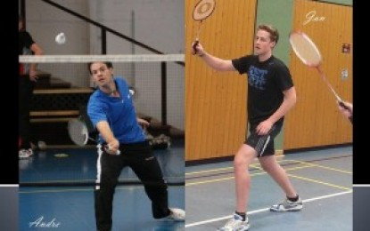 Top Transfers in der Badmintonabteilung