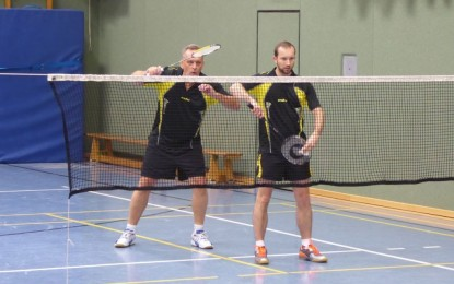 """Badminton: Super, die """"Zweite"""" gewinnt 5:3"""