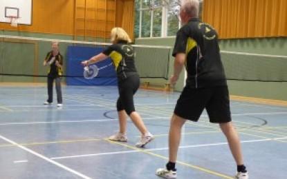 """Badminton: Die """"Zweite"""" kann doch noch gewinnen!"""