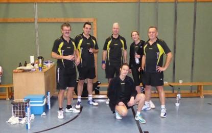 """Badminton: Rückblick auf das Wochenende unserer """"Zweiten"""""""