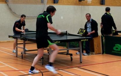 TT: Grün-Gelb 3 gewinnt in Stöckheim