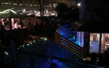 """Badminton:  Jahresabschluss auf dem """"Braunschweiger Weihnachtsmarkt"""""""