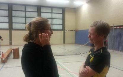 """Badminton: Die """"Erste"""" siegt und die """"Zweite"""" sammelt Erfahrungen"""
