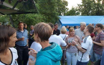 "Badminton: Saisonabschluss beim ""Fest am Turm"""