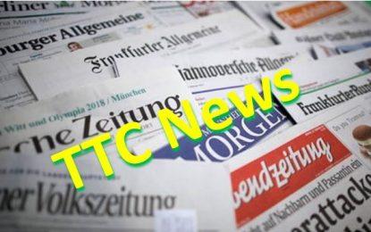 Neuer Artikel des TTC in den Südnachrichten/Mascherode Aktuell
