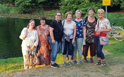 Die Fit&Fun-Frauen besuchten Fallersleben