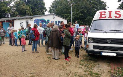 """""""Sommer-Jubiläums-Eis"""" für unsere Kinderturngruppen"""