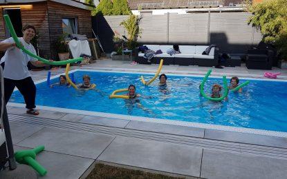 Aqua-Gymnastik + Sommerparty