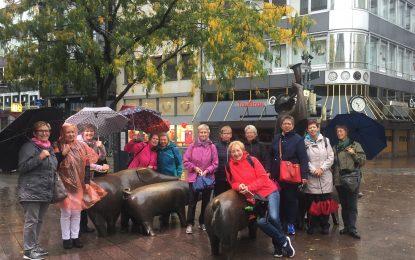 Tour der Südlöwinnen in den Norden nach Bremen