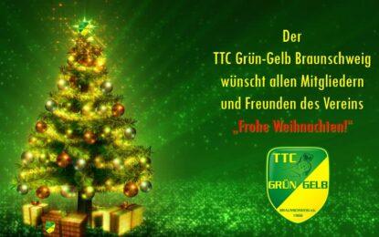 Fröhliche Weihnachten und auf ein Wort zum Jahresende!